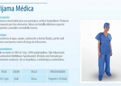Pijama Médica
